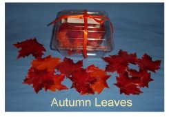 Autumn Leaves Petals