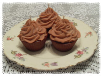 Chocolate Cupcake 5 oz