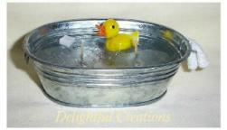 Duck in a Tub