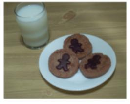 Gingerbread Cookie 6 ct.