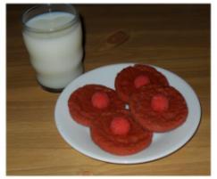 Pumpkin Spice Cookie 6 ct.