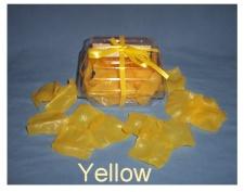 Yellow Soap Petals